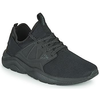 Zapatos Hombre Zapatillas bajas Kappa SAN DIEGO Negro
