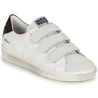 Zapatos Mujer Zapatillas bajas Semerdjian DONIG Blanco