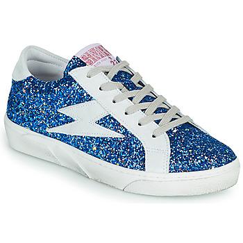 Zapatos Mujer Zapatillas bajas Semerdjian OSLO Azul