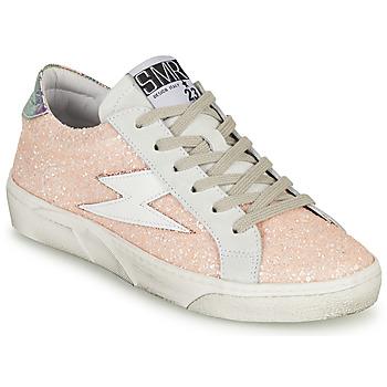 Zapatos Mujer Zapatillas bajas Semerdjian CATMI Rosa