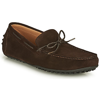 Zapatos Hombre Mocasín Brett & Sons CHATAINE Marrón