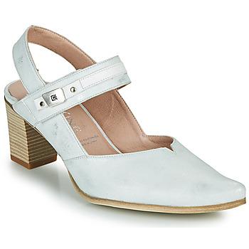Zapatos Mujer Zapatos de tacón Dorking LEA Plata