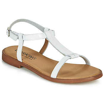 Zapatos Mujer Sandalias Dorking LEYLA Blanco