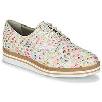 Zapatos Mujer Derbie Dorking ROMY Multicolor