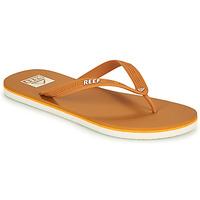 Zapatos Hombre Chanclas Reef REEF SEASIDE Mostaza