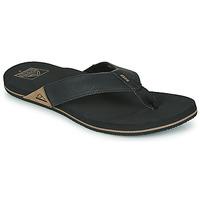 Zapatos Hombre Chanclas Reef REEF NEWPORT Negro