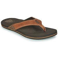 Zapatos Hombre Chanclas Reef REEF NEWPORT Marrón