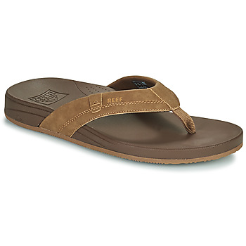 Zapatos Hombre Chanclas Reef CUSHION SPRING Marrón
