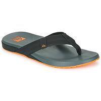 Zapatos Hombre Chanclas Reef CUSHION PHANTOM Negro / Naranja