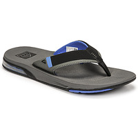 Zapatos Hombre Chanclas Reef FANNING LOW Gris / Negro