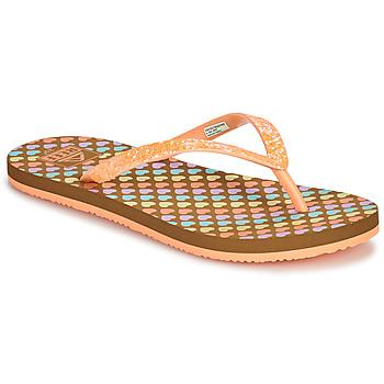 Zapatos Niña Chanclas Reef KIDS STARGAZER PRINTS Rosa