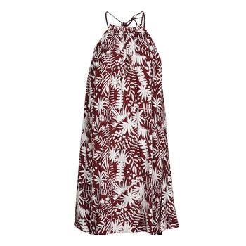 textil Mujer Vestidos cortos Freeman T.Porter ROCCA MOROCCO Burdeo