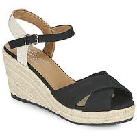 Zapatos Mujer Sandalias Tom Tailor NOUMI Negro