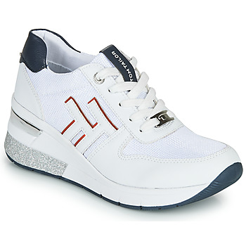Zapatos Mujer Zapatillas bajas Tom Tailor JISEL Blanco