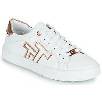 Zapatos Mujer Zapatillas bajas Tom Tailor POUCE Blanco