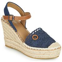 Zapatos Mujer Sandalias Tom Tailor DEB Marino