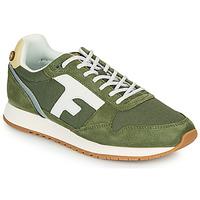 Zapatos Zapatillas bajas Faguo ELM Kaki / Blanco / Amarillo