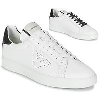 Zapatos Hombre Zapatillas bajas Emporio Armani BELGA Blanco