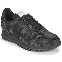 Zapatos Hombre Zapatillas bajas Emporio Armani AUTRIA Negro
