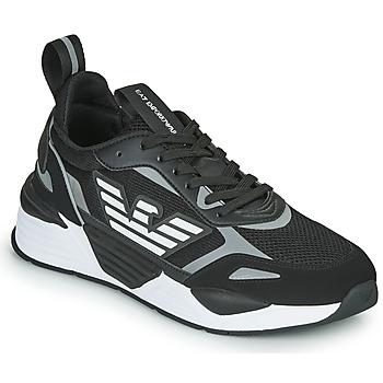Zapatos Hombre Zapatillas bajas Emporio Armani EA7 BLACES Negro