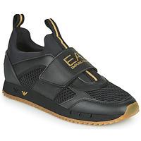 Zapatos Hombre Zapatillas bajas Emporio Armani EA7 CALMONI Negro