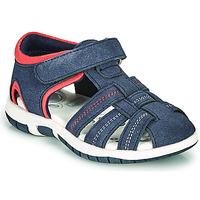 Zapatos Niño Sandalias Chicco FAUSTO Marino