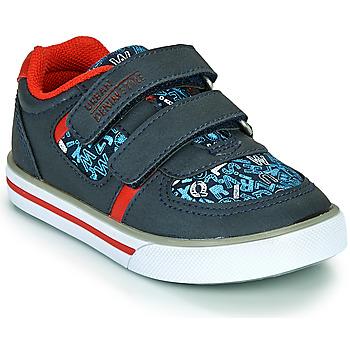 Zapatos Niño Zapatillas bajas Chicco FREDERIC Azul / Rojo
