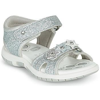 Zapatos Niña Sandalias Chicco FABIANA Plata