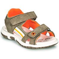 Zapatos Niño Sandalias Chicco FLAUTO Kaki