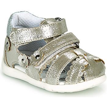 Zapatos Niña Sandalias Chicco GORY Oro