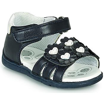 Zapatos Niña Sandalias Chicco GIOSTRA Marino