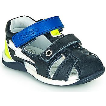 Zapatos Niño Sandalias Chicco GALILEO Marino