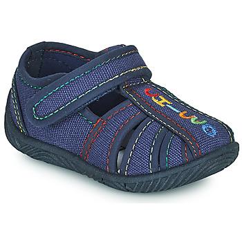 Zapatos Niño Pantuflas Chicco TULLIO Azul