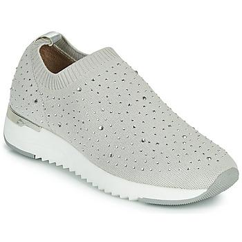 Zapatos Mujer Zapatillas bajas Caprice 24700 Gris