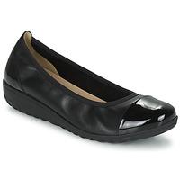 Zapatos Mujer Bailarinas-manoletinas Caprice 22103-026 Negro
