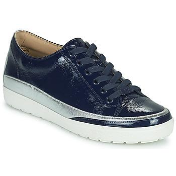 Zapatos Mujer Zapatillas bajas Caprice 23654-889 Azul