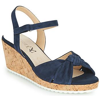 Zapatos Mujer Sandalias Caprice 28713-857 Negro