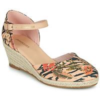 Zapatos Mujer Alpargatas Dockers by Gerli 36IS210-761 Rosa