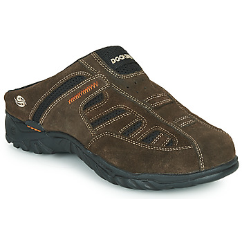 Zapatos Hombre Zuecos (Clogs) Dockers by Gerli 36LI005-320 Marrón