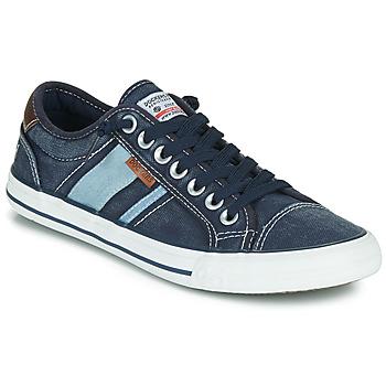 Zapatos Hombre Zapatillas bajas Dockers by Gerli 42JZ004-670 Azul