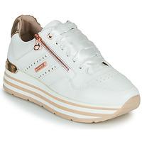 Zapatos Mujer Zapatillas bajas Dockers by Gerli 44CA207-592 Blanco
