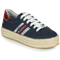Zapatos Mujer Zapatillas bajas Dockers by Gerli 46GV202-660 Azul