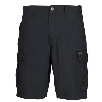 textil Hombre Shorts / Bermudas Napapijri NOTO 4 Marino