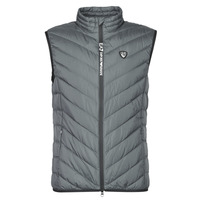 textil Hombre Plumas Emporio Armani EA7 TRAIN CORE SHIELD M DOWN LIGHT VEST Gris