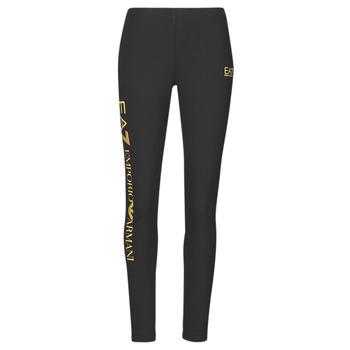 textil Mujer Leggings Emporio Armani EA7 8NTP63-TJ01Z-0200 Negro / Oro