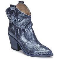 Zapatos Mujer Botines Fru.it 6901-376-BLUE Azul