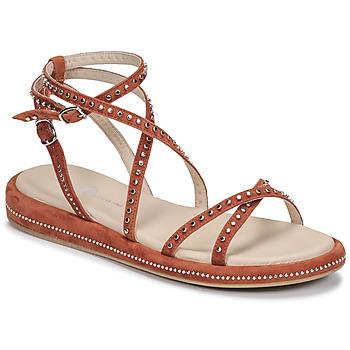 Zapatos Mujer Sandalias Fru.it 6780-100-COLTO Marrón