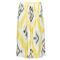 textil Mujer Faldas One Step JOSEPHINE Amarillo / Multicolor