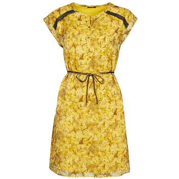textil Mujer Vestidos cortos One Step RAYNA Amarillo