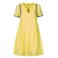 textil Mujer Vestidos cortos One Step ROYA Amarillo